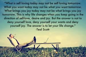 self-loving teal