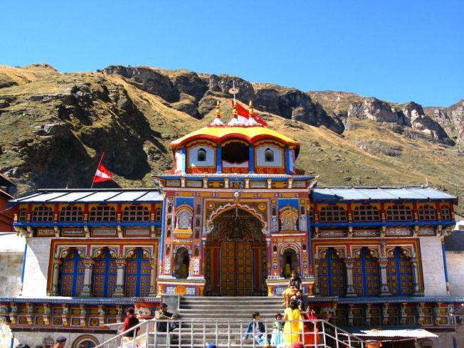 Badrinath-sargam trip