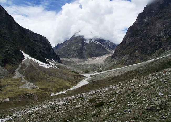 satopanth glacier sargam