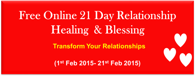 21 Day Relationship Ad