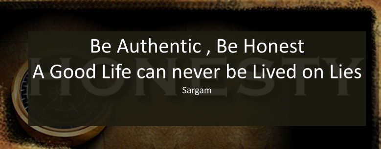 Honesty Quote Sargam Mishra Inner Alchemy