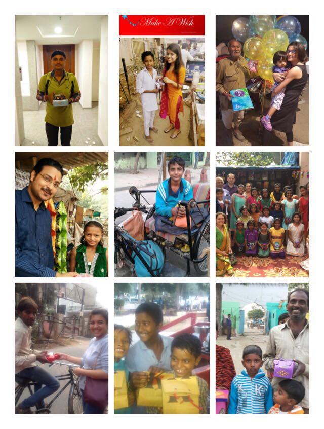 Sargam Mishra Make A Wish collage 1