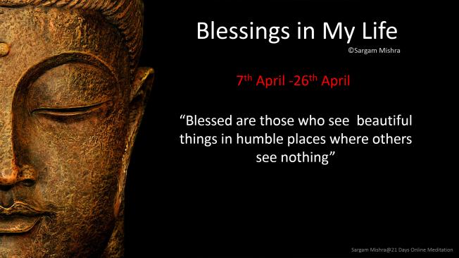 Blessings in my life Sargam Mishra FB