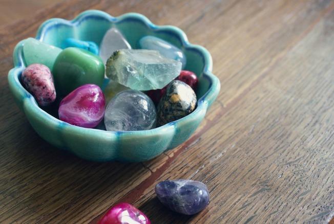 Crystal Tumbles